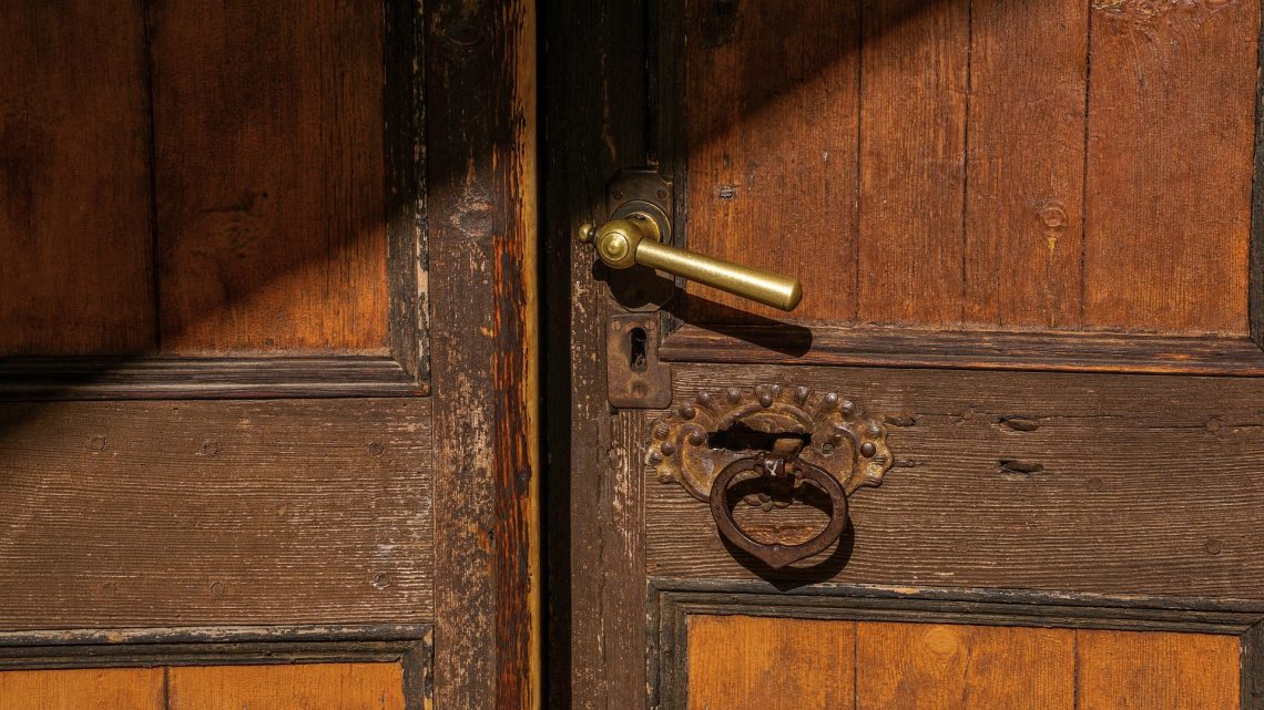 Come and Knock on my door